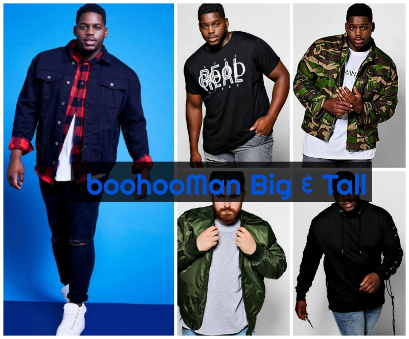 20e3d97e Plus Size {Pick of the Day} boohooMan Big & Tall • Curvatude