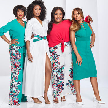 Plus Size {Fashion} Pick Of The Day: Gabrielle Union for New York & Company