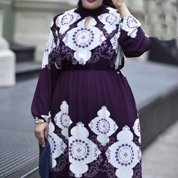 {Fashion} Girl With Curves x Lane Bryant Collection