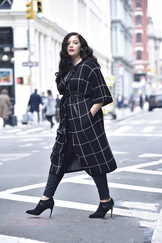 6504165e0f41 I will share the piece that I ordered when it arrives. Girl With Curves x  Lane Bryant Collection cape