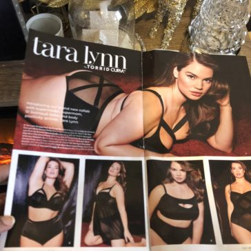 I am Loving Tara Lynn by Torrid Curve